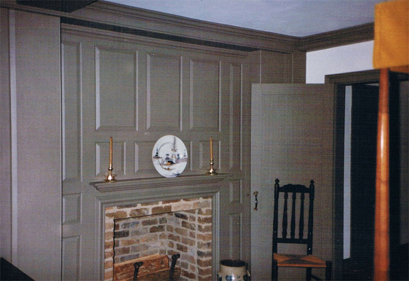 Authentic Colonial Mantels Amp Fireplaces By Sunderland Period Homes