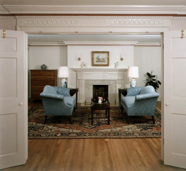 Authentic Colonial Mantels & Fireplaces by Sunderland ...