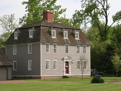 Authentic Colonial Reproduction Homes In Connecticut