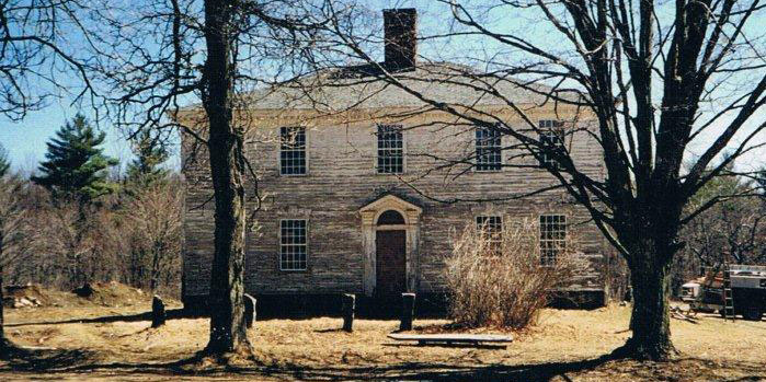 Colonial Homes For Sale In Connecticut