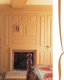 Colonial Authentic Raised Paneling By Sunderland Period Homes
