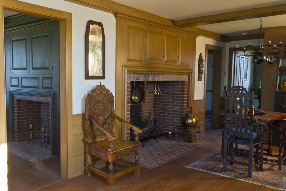 Colonial Wall Paneling : Colonial authentic raised paneling by sunderland period homes